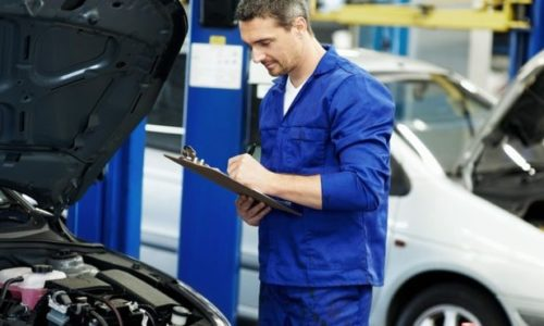Compressed Air Systems for Automotive Service
