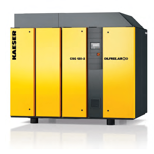 Kaeser DSG Fixed Speed Oil Free Rotary Screw Compressor