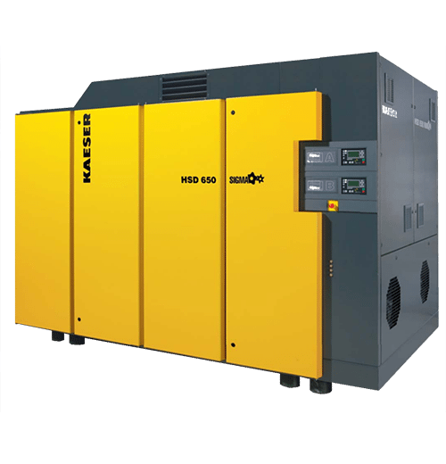 Kaeser HSD Rotary Screw Compressor
