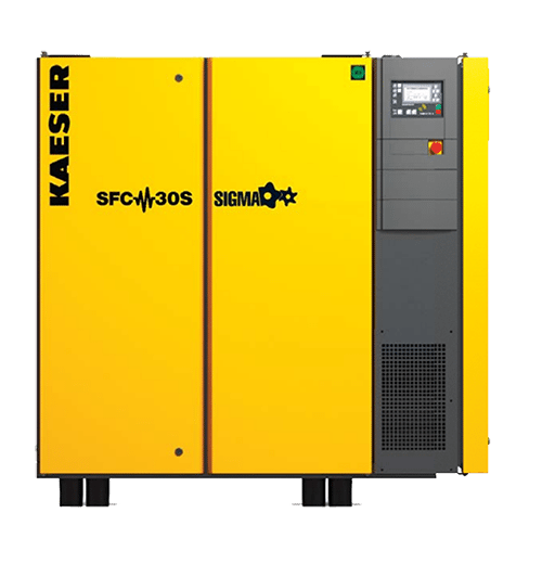 Kaeser SFC 22 Rotary Screw Compressor