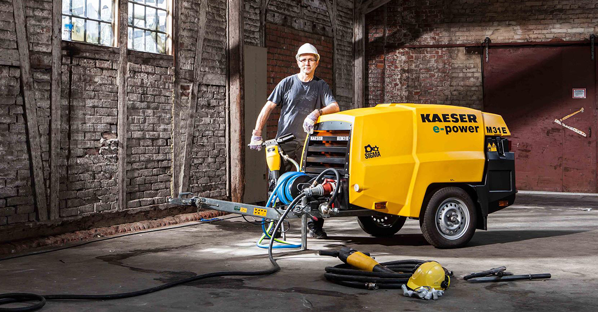 Buying an Air Compressor – What You Need to Know