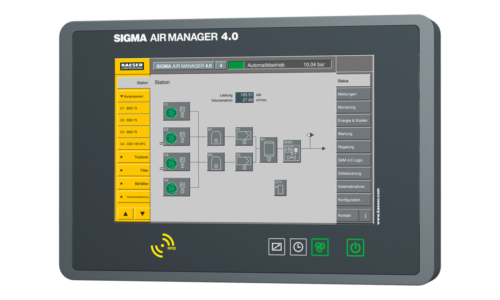 Kaeser Sigma Air Manager 4.0